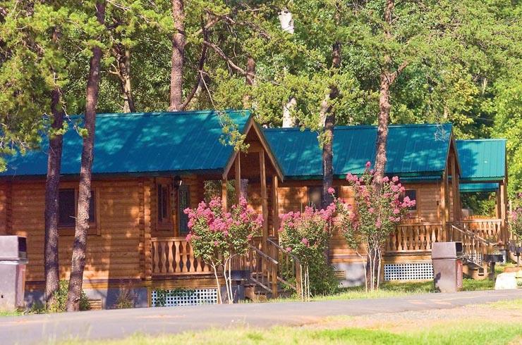 Carowinds Cabin 3